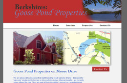 Berkshires Website