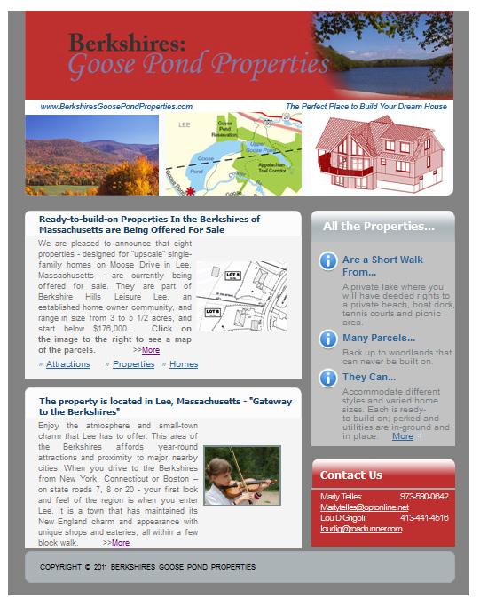 Berkshires Goose Pond Properties Facebook 2