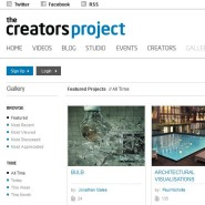The Creators Project – New Site