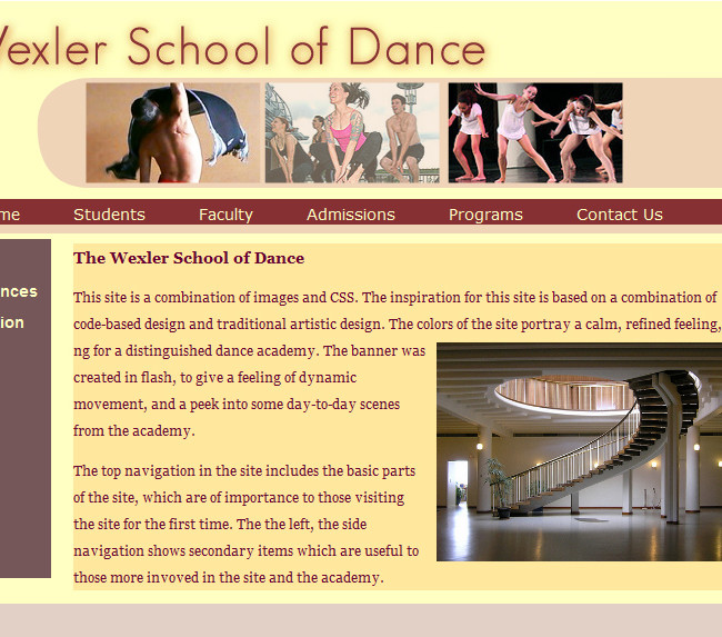 Wexler School of Dance