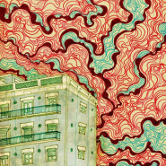 Pattern Illustrations and Cityscapes by Luis Alves