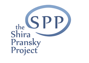 Logo for the Shira Pransky Project
