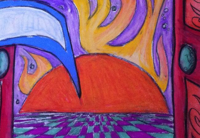 Vibrant Illustrations