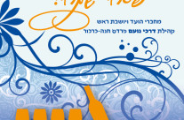 Passover Wishes Poster – Masorti Community