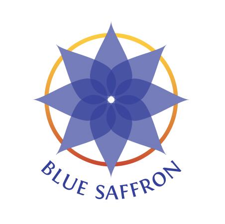 Blue Saffron Logo