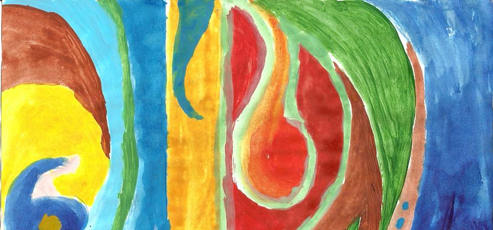 Dror Designs September Watercolor